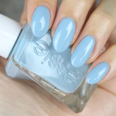 Essie Gel Couture First View Swatches Review