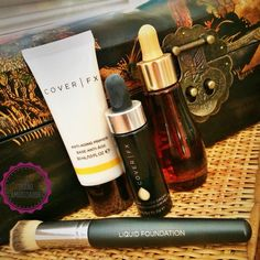 Checkout @CoverFX's
