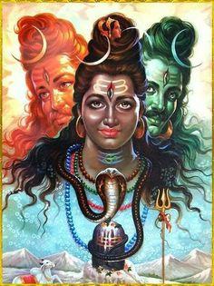 Shiva ~ HiNDU GOD