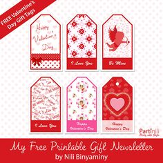 valentines day printable gift - 850×850