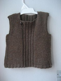 Ravelry: Woollahoo's Vest med rib