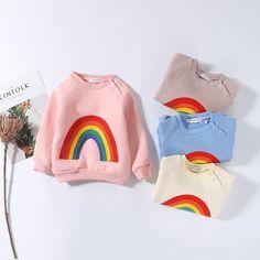 Rainbow Sweater – Dream Little Angel