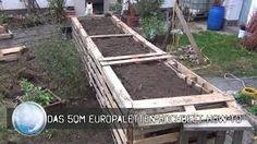 Bildergebnis für pflanztisch europalette