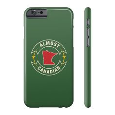 Go rogue with Almost Canadian (.... http://roguepandaapparel.com/products/almost-canadian-phone-case?utm_campaign=social_autopilot&utm_source=pin&utm_medium=pin