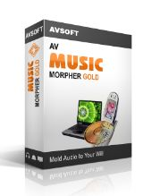 AV Music Morpher Gold 5.0.59 Giveaway
