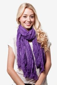 Win over $200 in stunning, celebrity-worthy scarves from Scarves.com!