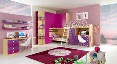 ...habitación infantil según el Feng Shui