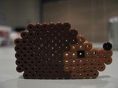 Hedgehog Grid Pattern