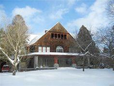 1892 Shingle Victorian - Lyons Falls, NY (on the western edge of the adirondacks) - $375,000 - Old House Dreams