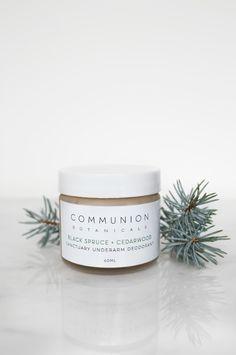 Communion Botanicals Sanctuary Underarm Deodorant Underarm Deodorant, Communion, Skincare, Place Card Holders, Skincare Routine, Skin Care, Skin Treatments, Skin Care Remedies, Community