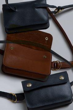 Vintage Hermes pochette belt bag