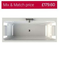 Olney Double Ended Bath (Exc Waste)