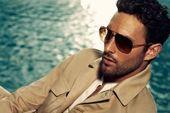 Summer hottest Sunglass Styles for Men Cartier Sunglasses, Mens Sunglasses, Cheap Baseball Jerseys, Baseball Equipment, Mens Fashion, Hot, Summer, Basketball Court, Style