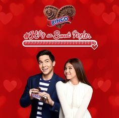 MaiDen for BINGO Cookie Sandwich #MaiDenKiligSaSweet
