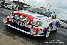 Rallye d'Automne La Rochelle 2015 Philippe et Alexandra Rageau Mégane Maxi F2000/14