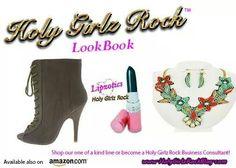 Spring Fashion@ Holy Girlz Rock