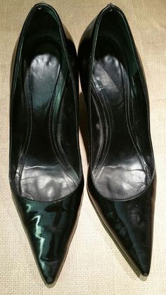 Burberry Black Pumps | Clothing, Shoes & Accessories, Women's Shoes, Heels | eBay!