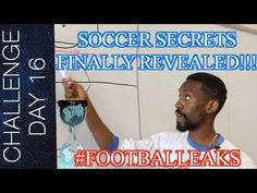This video breaks down things you can incorporate in your game immediately. It's stuff that pros already use. Football Training Program, Training Programs, Soccer Drills, 5 Ways, The Secret, Touch, Baseball Cards, Game, Tips