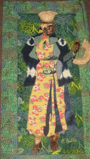 Welcome to Bisa Butler's Art World: Quilts from 2007
