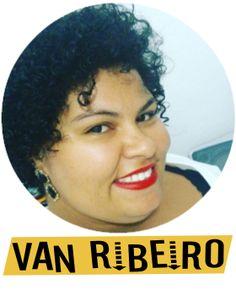 Foto de Rosto da Vanessa Ribeiro