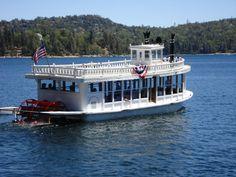 Arrowhead Queen, Lake Arrowhead, CA San Bernardino National Forest, San Bernardino Mountains, Lake Arrowhead, Road Trip Hacks, California Dreamin', Tall Ships, Places Ive Been, Beautiful Places, Vacation
