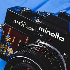 Minolta SRT 303 (1973) also known as SRT 102 and SRT Super.    More photos here: http://etsy.me/2w4dPpy    #shootfilm #lomography #filmphotography #filmisnotdead #analog #filmcamera #filmfeed #filmcommunity #cameraporn #staybrokeshootfilm #filmphotographic #vintagecamera #believeinfilm #istillshootfilm #buyfilmnotmegapixels #folk #analogcamera #traditional #photographyislife #analogphotography #minoltasrt
