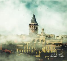 Galata Tower  by Prens Guz