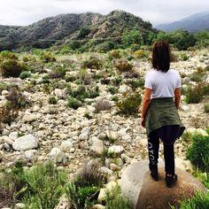 Janel exploring nature. | Pretty Little Liars