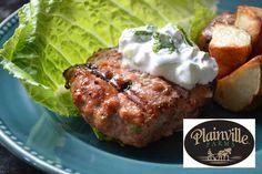 Harris Teeter - tukey burger lettuce wraps.