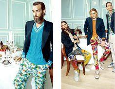 #Menswear #Trends Etro Spring Summer 2015 Primavera Verano #Tendencias #Mpda Hombre    F.Y!