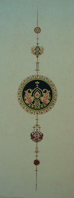 I am always fascinated by the beauty of these ornaments, and their finesse! Persian Pattern, Arabic Pattern, Persian Motifs, Pattern Art, Islamic Calligraphy, Calligraphy Art, Arabesque, Tattoo Perna, Art Arabe