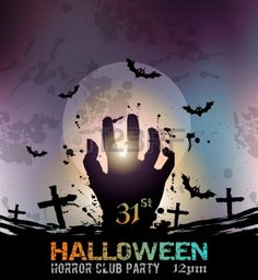 halloween party posters - Google Search Halloween Party Poster, Club Parties, Halloween Horror, Movie Posters, Google Search, Film Poster, Popcorn Posters, Billboard, Film Posters