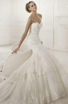 PRONOVIAS now available to order at Bridal Manor Pretoria www.bridalmanor.co.za