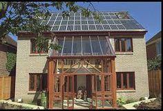 paneles solares en casas en mexico - Buscar con Google