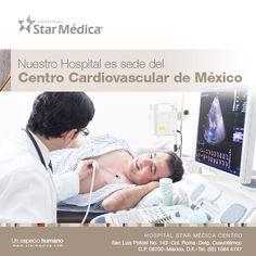 Nuestro hospital es sede del Centro Cardiovascular de México, unidad de vanguardia tecnológica en el país. Cuenta con el respaldo de médicos de excelencia especializados en: Cardiología Clínica, Cardiología intervencionista, Cirugía Cardiotorácica, Cirugía Vascular y Angiología. Contáctanos: (55) 1084 4747 Ext.1079 y 1080