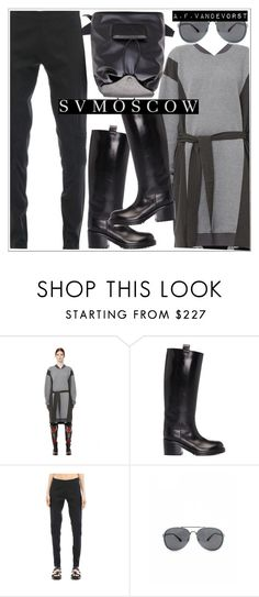 """""""A.F.Vandevorst-SVMOSCOW"""" by teoecar ❤ liked on Polyvore featuring A.F. Vandevorst, Dries Van Noten and Maison Margiela"""
