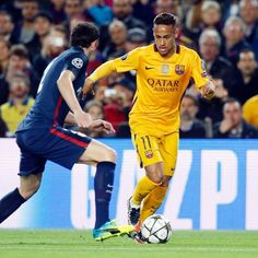 He played brilliant against athletic Love neymar jr