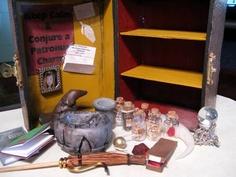 A DIY Harry Potter potion kit.