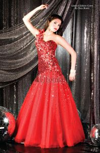 Exclusive 2011 Prom Dress by Tony Bowls HS15