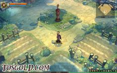 What level is your main in Tree of Savior