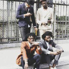 #blackmen #style #blackfashion