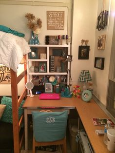 UGA dorm room