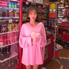 Let's Meet For Long Hoodie - I know you wanna kiss me. Thank you for visiting CHUU. Kpop Outfits, Korean Outfits, Cute Outfits, Style Ulzzang, Ulzzang Girl, Cute Korean Girl, Asian Girl, Girls Short Haircuts, Beautiful Girl Image