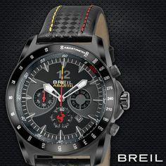 Dalla collaborazione di due aziende fuoriclasse italiane nasce una collezione di cronografi dal grande carisma.  Vi presentiamo la collezione #Breil - #Abarth