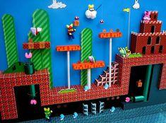 Super Mario Bros. Peeps