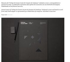 Gravida Annual Report Cover  Print Design    Annual