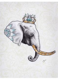 Datos curioso sobre los elefantes: Sus colmillos en realidad son sus dientes incisivos, reciben el nombre de defensas y pueden llegar a medir 3 metros.