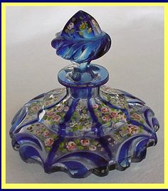 Antiques.com | Classifieds| Antiques » Antique Glass » Antique Perfume Bottles For Sale Catalog 2