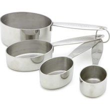 oval shaped measuring cups