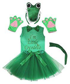 Petitebella 3D Green I m Little Crocodile Headband Tutu S... https://smile.amazon.com/dp/B01MSYXN64/ref=cm_sw_r_pi_dp_x_bDYXyb19QCP2N